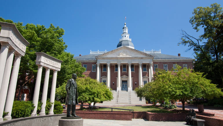 A List Of New Laws In Maryland For 2018: Part I