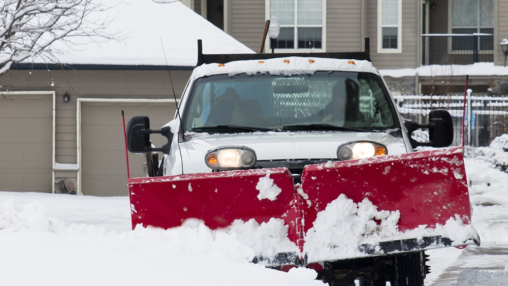 5 Places to Look for Winter Damage in an HOA Community