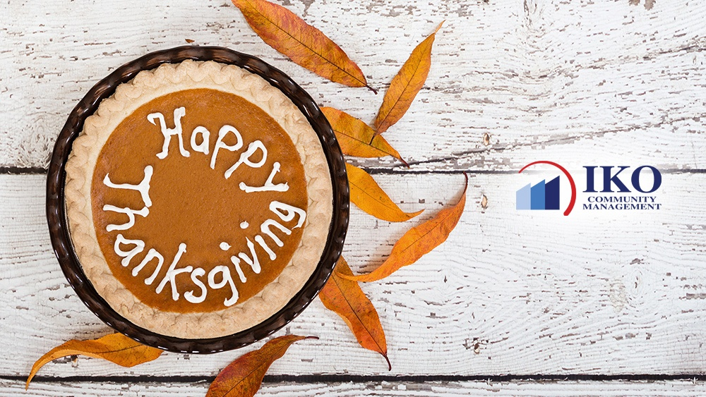 Happy Thanksgiving From IKO Community Management