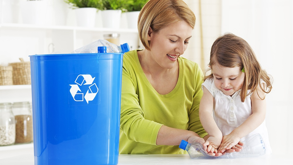 6 Easy Ways To Get Better At Home Recycling